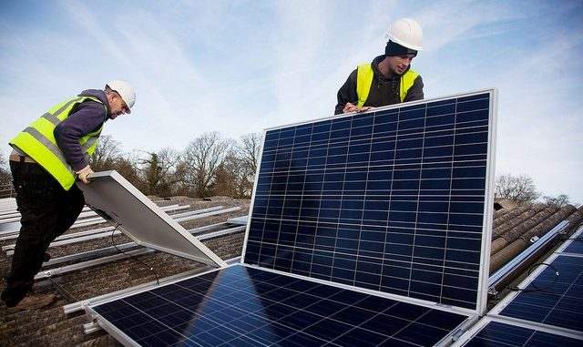 Tips for Arranging Solar Panels